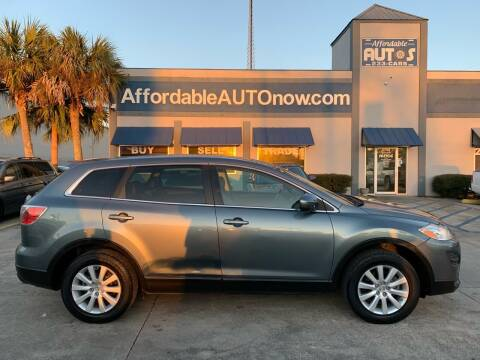 2010 Mazda CX-9 for sale at Affordable Autos in Houma LA