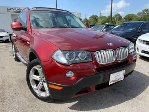 2010 BMW X3 for sale at KAYALAR MOTORS in Houston TX