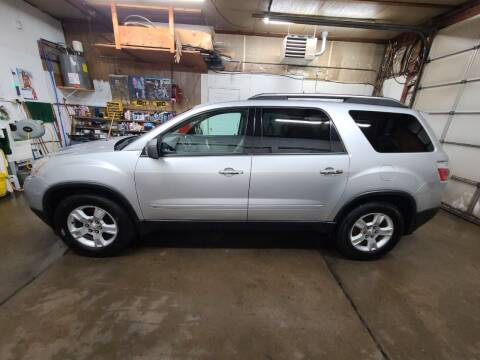 2009 GMC Acadia for sale at MIKE'S CYCLE & AUTO - Mikes Cycle and Auto (Liberty) in Liberty IN