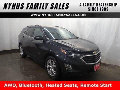 2019 Chevrolet Equinox for sale at Nyhus Family Sales in Perham MN