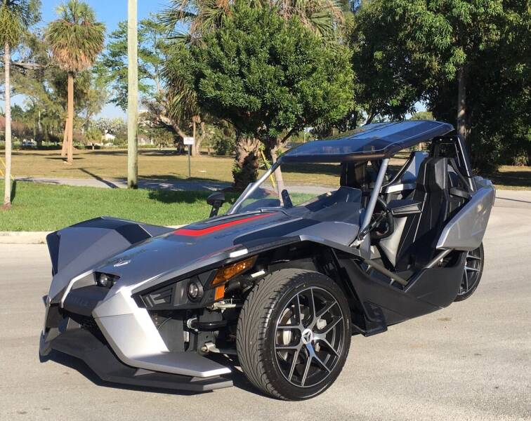 2016 Polaris Slingshot for sale at FIRST FLORIDA MOTOR SPORTS in Pompano Beach FL