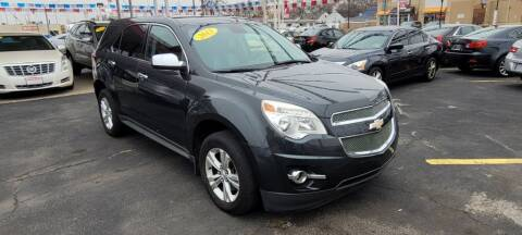 2013 Chevrolet Equinox for sale at Absolute Motors in Hammond IN