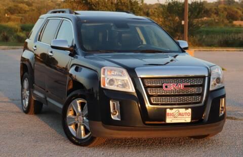 2015 GMC Terrain for sale at Big O Auto LLC in Omaha NE