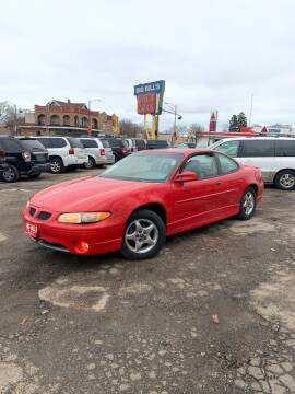 1998 Pontiac Grand Prix for sale at Big Bills in Milwaukee WI