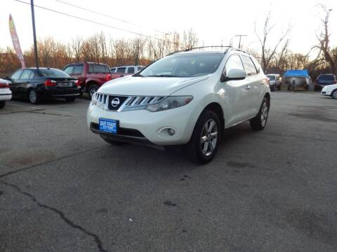 2010 Nissan Murano for sale at East Coast Auto Trader in Wantage NJ