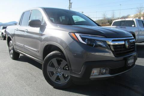 2020 Honda Ridgeline for sale at Tilleys Auto Sales in Wilkesboro NC