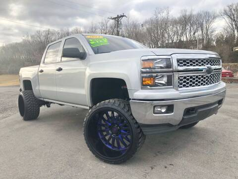 2014 Chevrolet Silverado 1500 for sale at A & S Auto and Truck Sales in Platte City MO