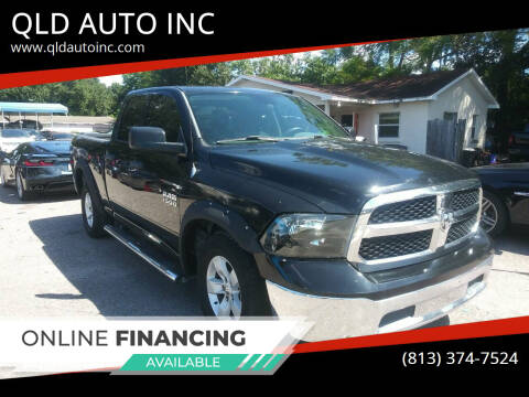 2014 RAM Ram Pickup 1500 for sale at QLD AUTO INC in Tampa FL