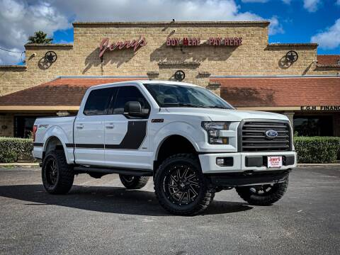 2016 Ford F-150 for sale at Jerrys Auto Sales in San Benito TX