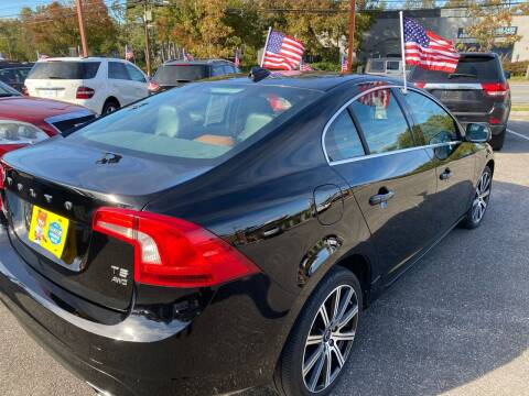 2014 Volvo S60 for sale at Primary Motors Inc in Commack NY