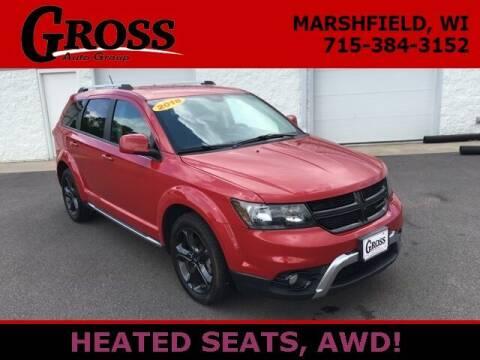 2018 Dodge Journey for sale at Gross Motors of Marshfield in Marshfield WI