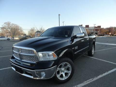 2013 RAM Ram Pickup 1500 for sale at TJ Auto Sales LLC in Fredericksburg VA