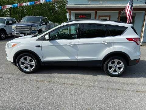 2016 Ford Escape for sale at Elite Auto Sales Inc in Front Royal VA
