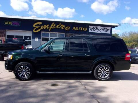 2015 Ford Expedition EL for sale at Empire Auto Sales in Sioux Falls SD