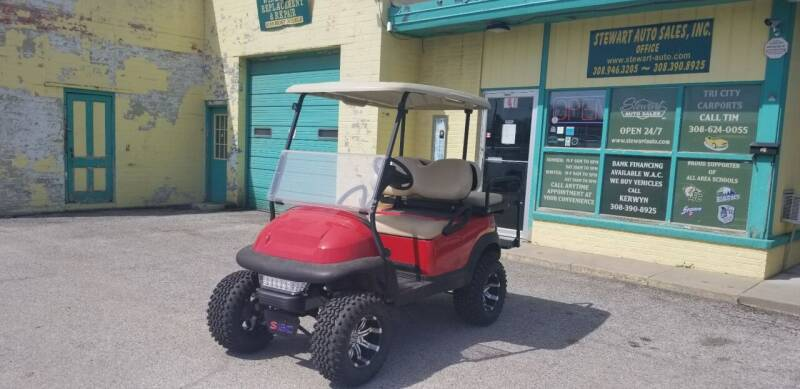 2014 Club Car Golf Cart for sale at Stewart Auto Sales Inc in Central City NE