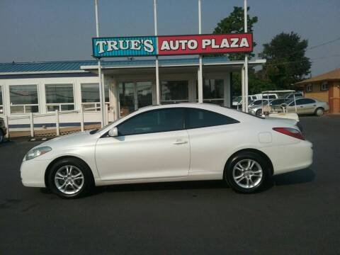 2007 Toyota Camry Solara for sale at True's Auto Plaza in Union Gap WA