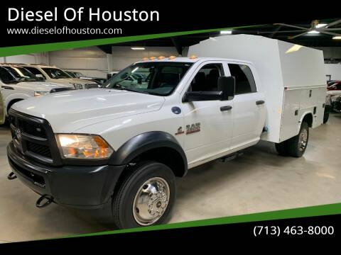 2015 RAM Ram Chassis 4500 for sale at Diesel Of Houston in Houston TX