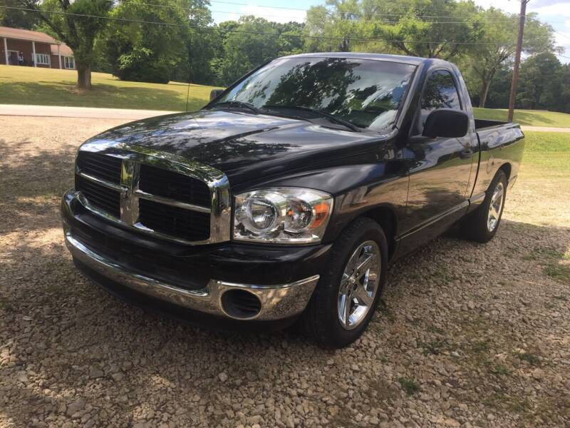 2008 Dodge Ram Pickup 1500 for sale at Budget Auto Sales in Bonne Terre MO