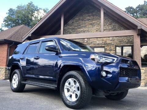 2018 Toyota 4Runner for sale at Auto Solutions in Maryville TN