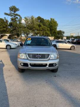 2004 Ford Explorer for sale at Elite Motors in Knoxville TN
