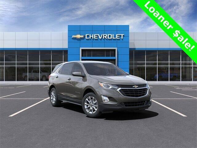 2021 Chevrolet Equinox for sale in Granbury, TX