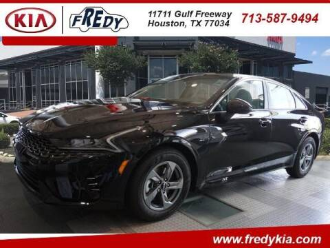 2021 Kia K5 for sale at FREDY KIA USED CARS in Houston TX
