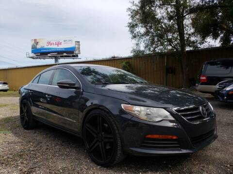 2012 Volkswagen CC for sale at AFFORDABLE ONE LLC in Orlando FL
