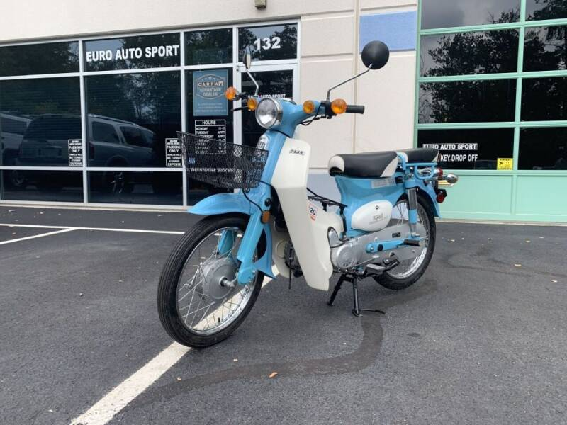 2012 BMS BI-METRO XLT for sale at Euro Auto Sport in Chantilly VA