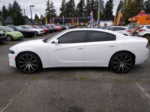 2015 Dodge Charger for sale at MK MOTORS in Marysville WA