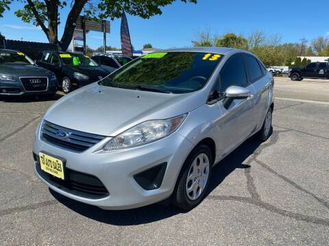 2013 Ford Fiesta for sale at TDI AUTO SALES in Boise ID