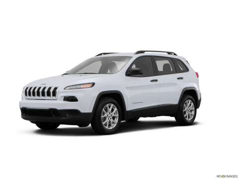 2016 Jeep Cherokee for sale at Mann Chrysler Dodge Jeep of Richmond in Richmond KY