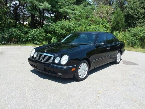 1999 Mercedes-Benz E-Class for sale at Westford Auto Sales in Westford MA