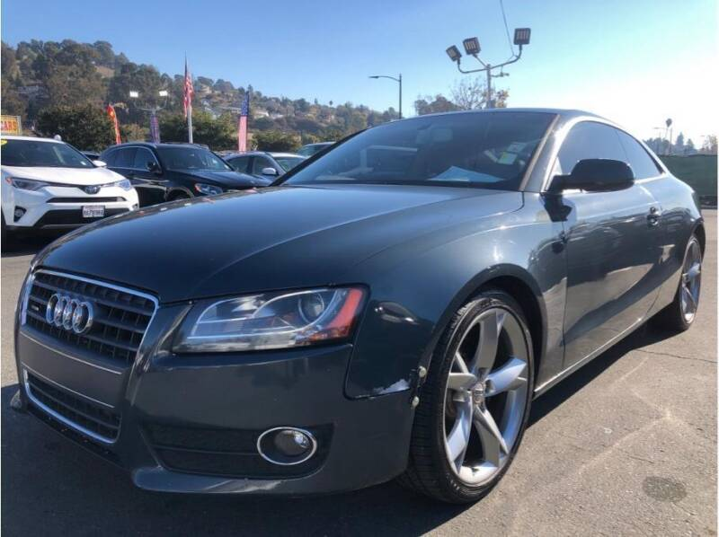 2010 Audi A5 for sale at AutoDeals in Hayward CA