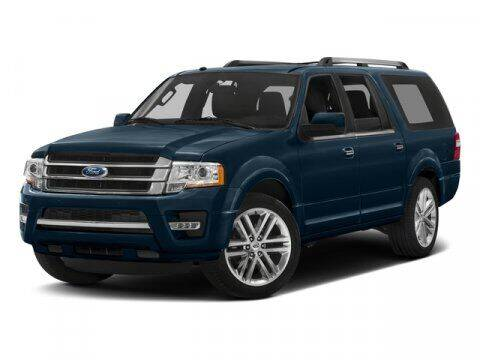 2016 Ford Expedition EL for sale at HILAND TOYOTA in Moline IL