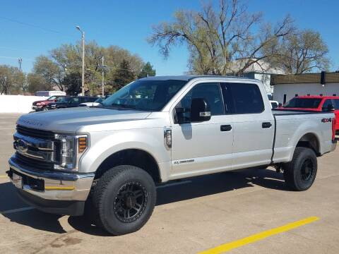 2019 Ford F-250 Super Duty for sale at DICK'S MOTOR CO INC in Grand Island NE