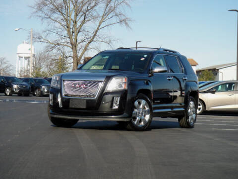 2013 GMC Terrain for sale at Jack Schmitt Chevrolet Wood River in Wood River IL