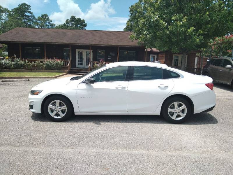 2020 Chevrolet Malibu for sale at Victory Motor Company in Conroe TX