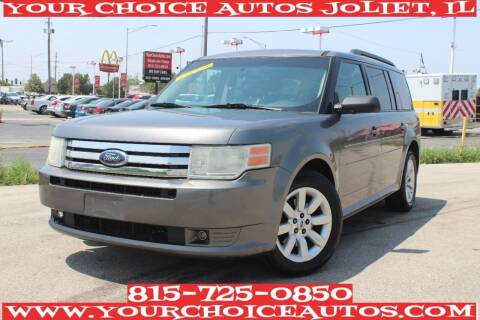 2009 Ford Flex for sale at Your Choice Autos - Joliet in Joliet IL