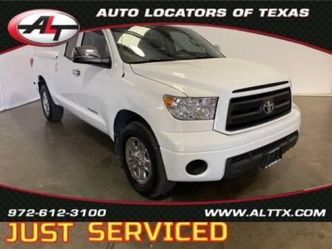 2013 Toyota Tundra for sale at AUTO LOCATORS OF TEXAS in Plano TX