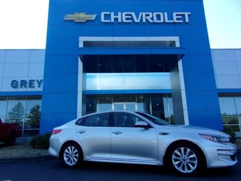 2016 Kia Optima for sale at Grey Chevrolet, Inc. in Port Orchard WA