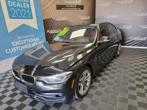 2016 BMW 3 Series for sale at X Drive Auto Sales Inc. in Dearborn Heights MI
