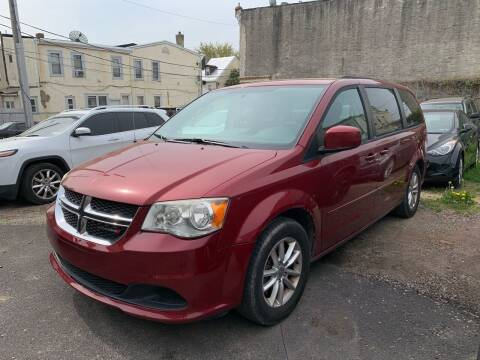 2014 Dodge Grand Caravan for sale at EMPIRE MOTORS AUTO SALES in Philadelphia PA