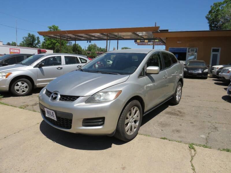 2008 Mazda CX-7 for sale at Nile Auto Sales in Denver CO
