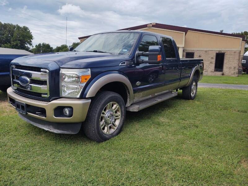 2013 Ford F-350 Super Duty for sale at KW TRUCKING OF KS in Saint Paul KS