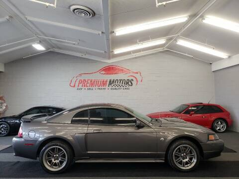 2004 Ford Mustang for sale at Premium Motors in Villa Park IL