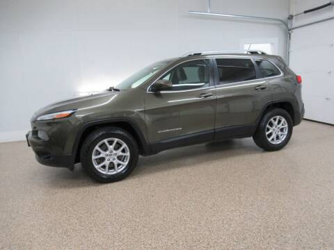 2015 Jeep Cherokee for sale at HTS Auto Sales in Hudsonville MI