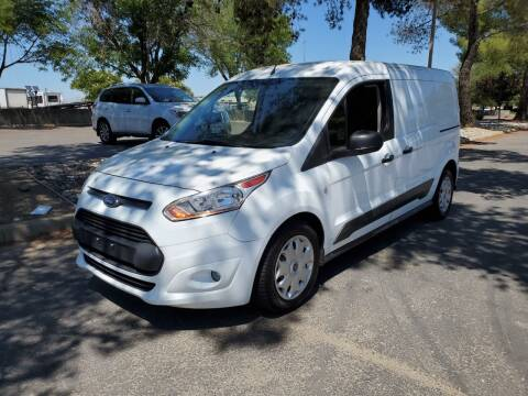 2018 Ford Transit Connect Cargo for sale at Matador Motors in Sacramento CA