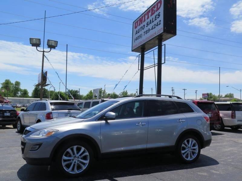 2011 Mazda CX-9 for sale at United Auto Sales in Oklahoma City OK