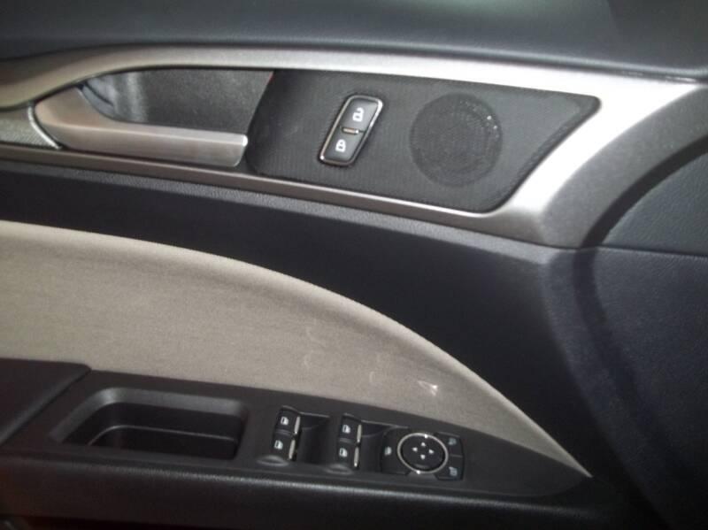 2019 Ford Fusion S 4dr Sedan - Albion NE