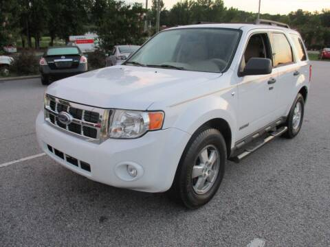 2008 Ford Escape for sale at Creech Auto Sales in Garner NC